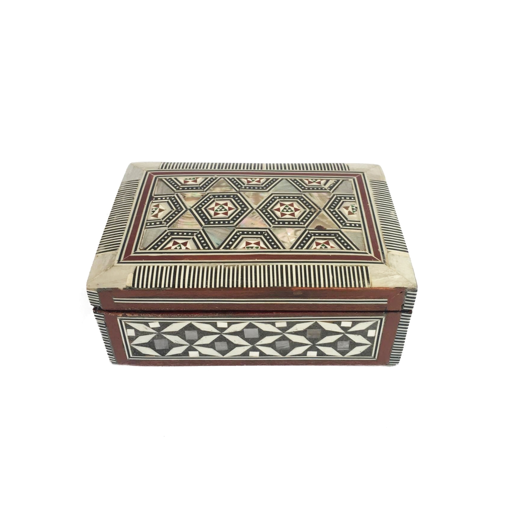 Handmade Egyptian Jewelery Box houseofethnics