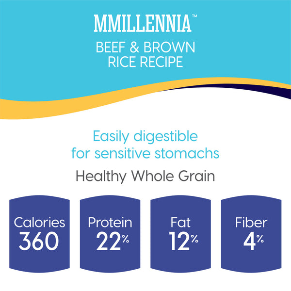 Solid Gold MMillenia Beef & Brown Rice Dry Dog Food