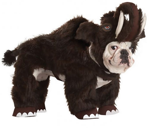 Animal Planet Wooly Mammoth Dog Costume