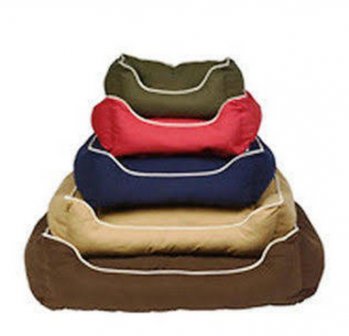 Dog Gone Smart Brown Lounger Dog Bed