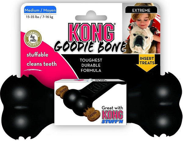 KONG Extreme Goodie Bone Dog Toy
