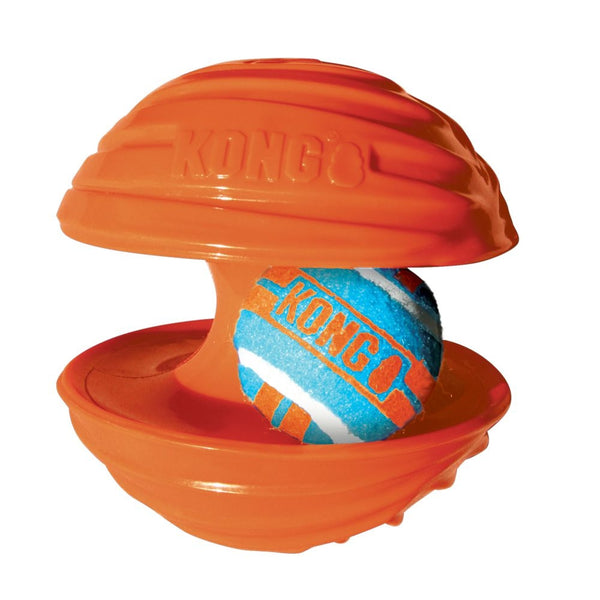 KONG Rambler Ball Interactive Chew Toy