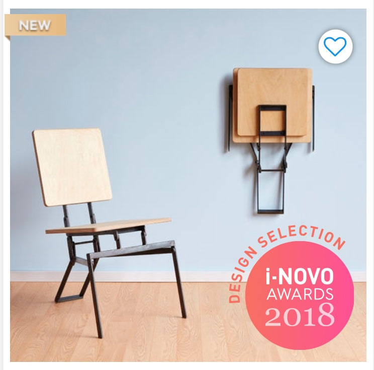 Nominated for 2018 I-novo Design Award