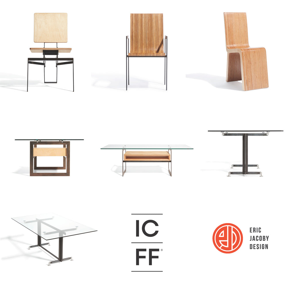 Eric Jacoby Design at ICFF 2018