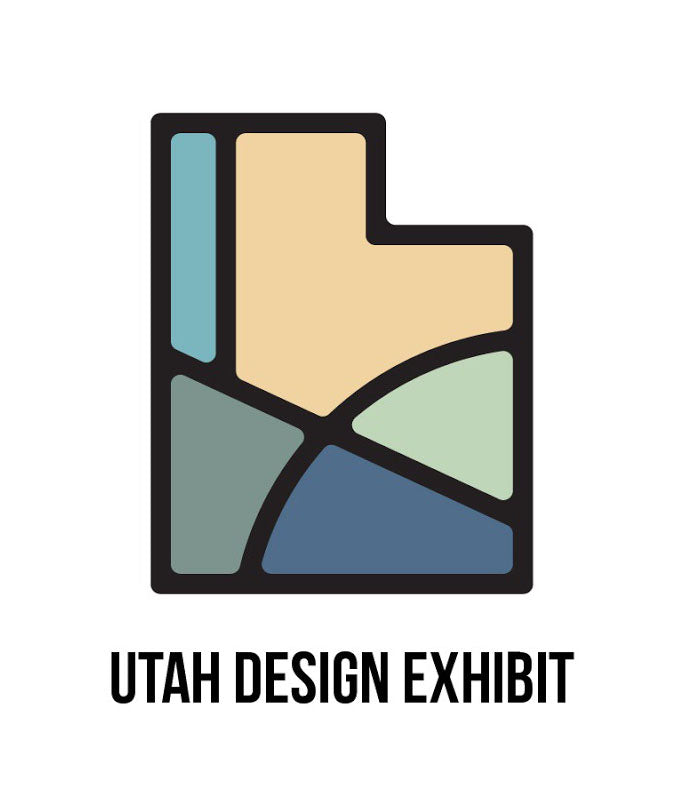 Utah Design Exhibit logo