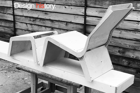designer chair prototype