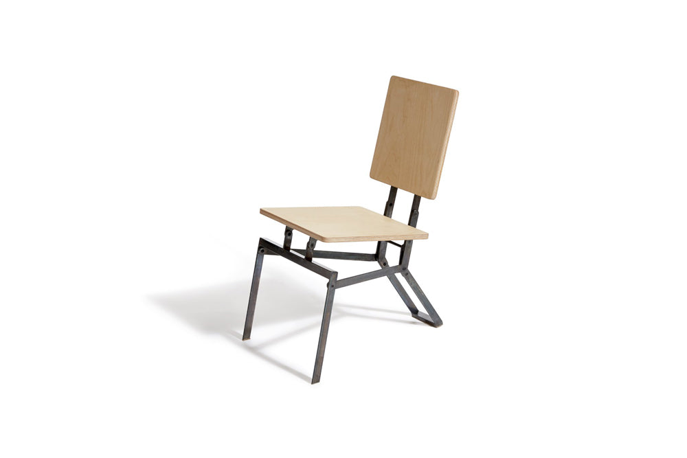 contemporary folding chair