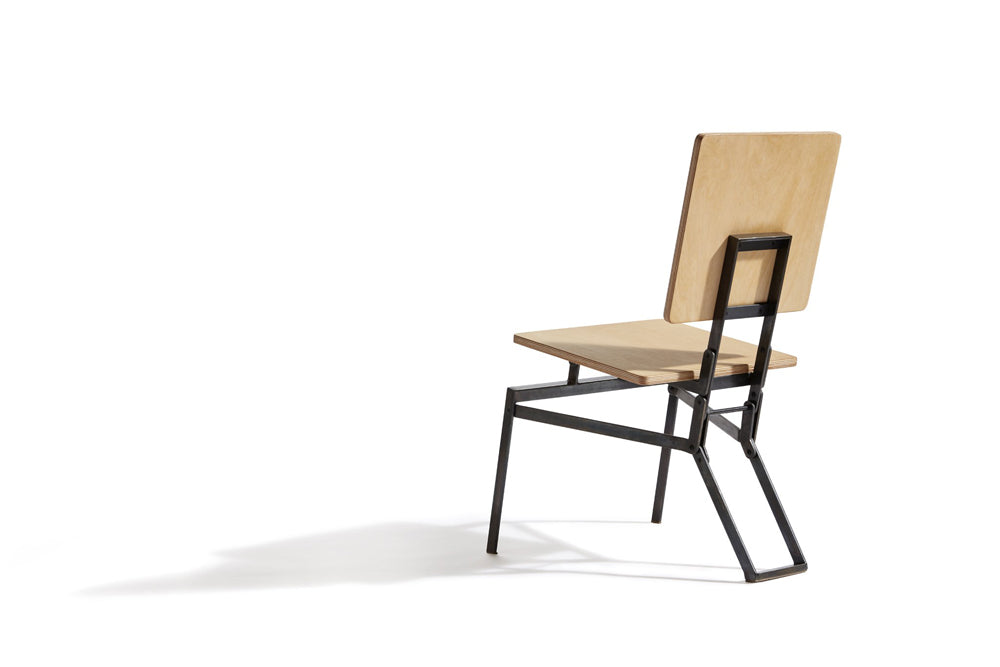 architectural folding chair