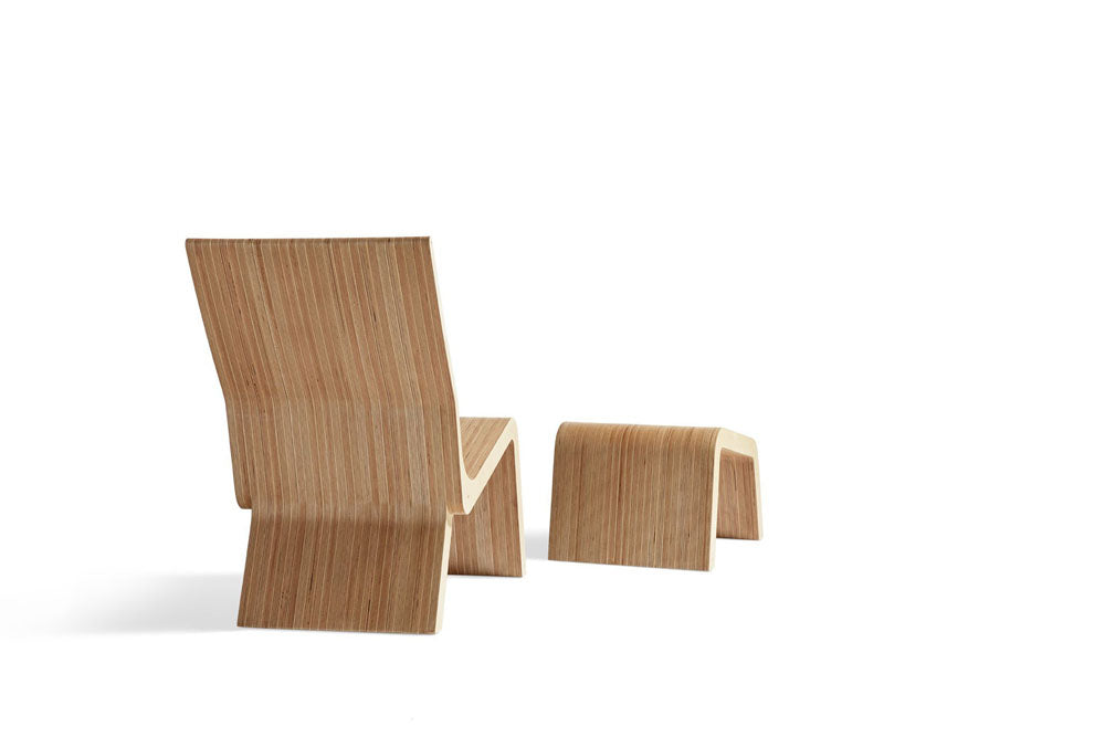 architectural lounge chair