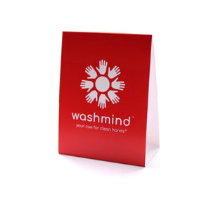 washmind basic kit tentcard