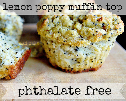 Lemon Poppy Muffin Top Fragrance Oil