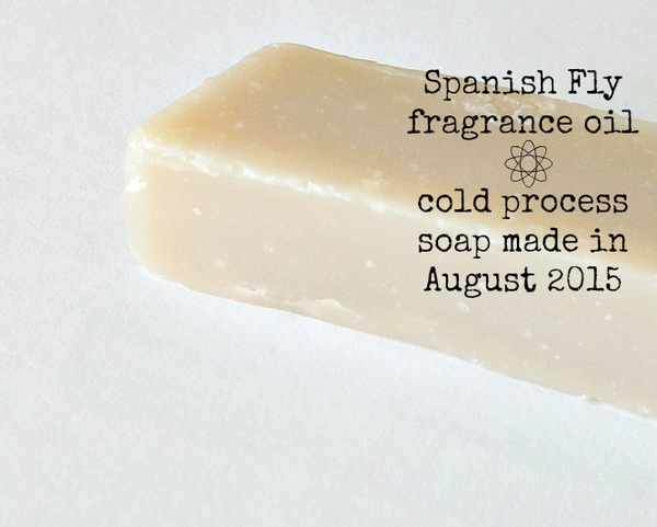 Spanish Fly Fragrance Oil