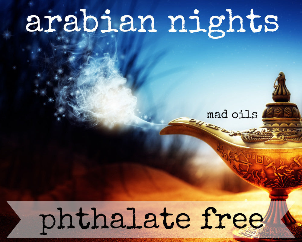 Arabian Nights Fragrance Oil