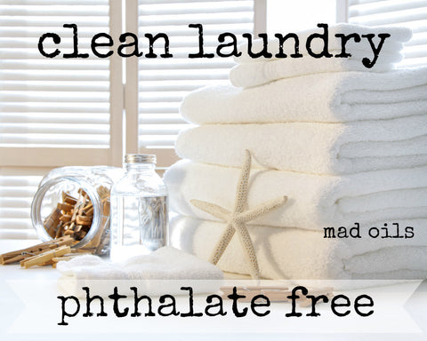 Clean Laundry Fragrance Oil