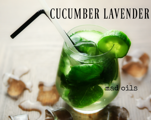Cucumber Lavender Fragrance Oil