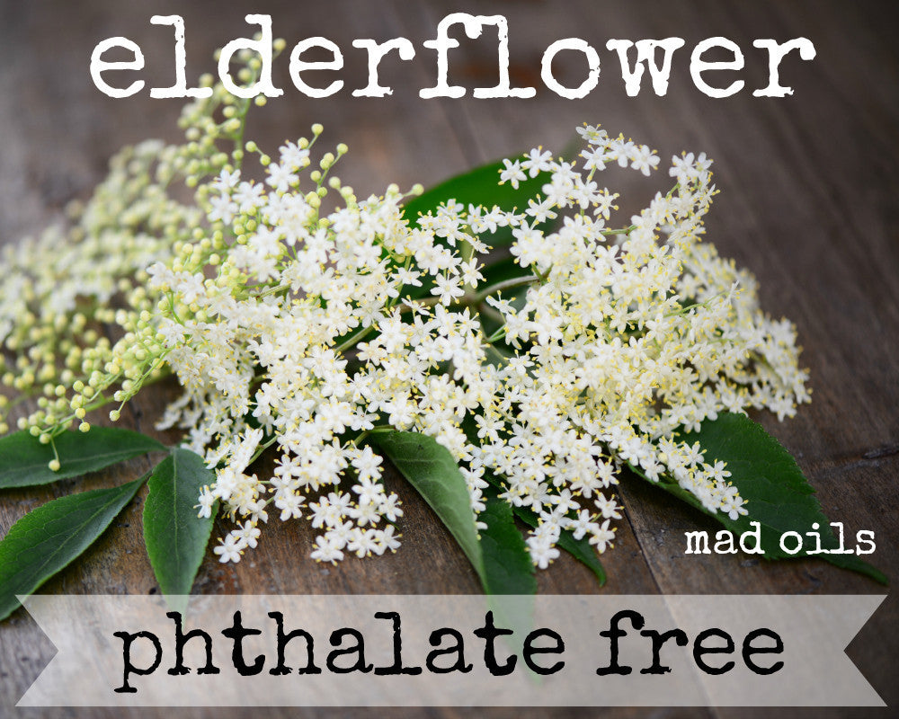 Elderflower Fragrance Oil