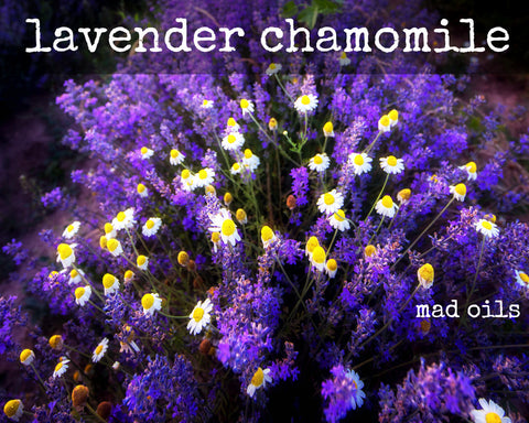 Lavender & Chamomile Type Fragrance Oil