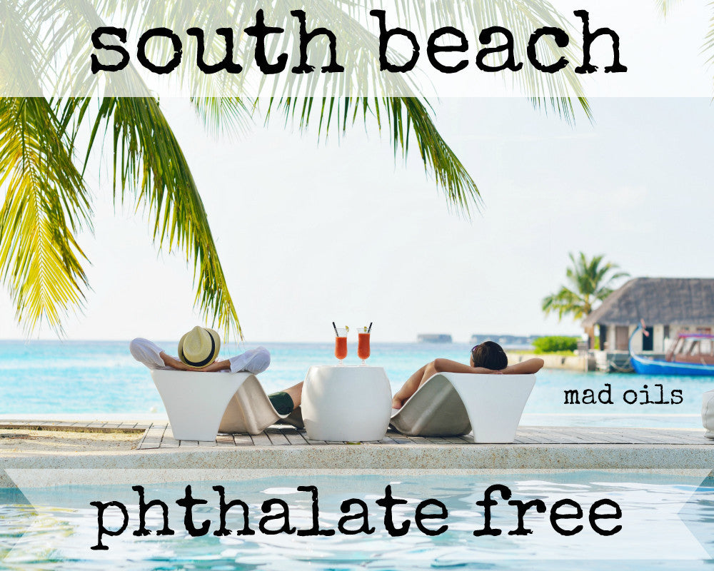 South Beach Fragrance Oil