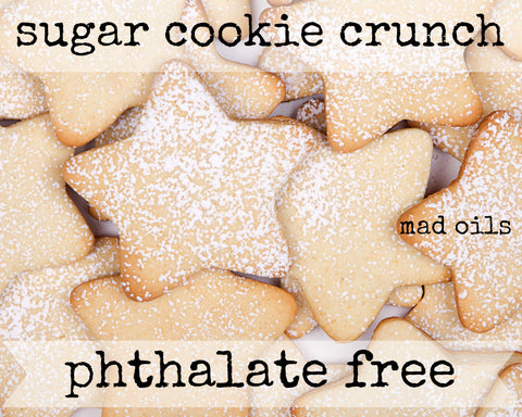 Sugar Cookie Crunch Fragrance Oil