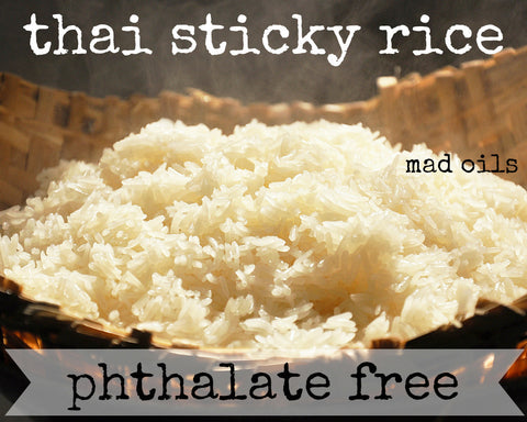 Thai Sticky Rice Fragrance Oil