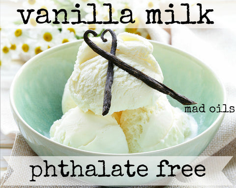 Vanilla Milk Fragrance Oil