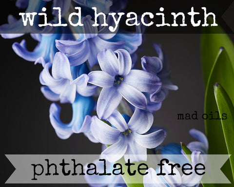 Wild Hyacinth Fragrance Oil