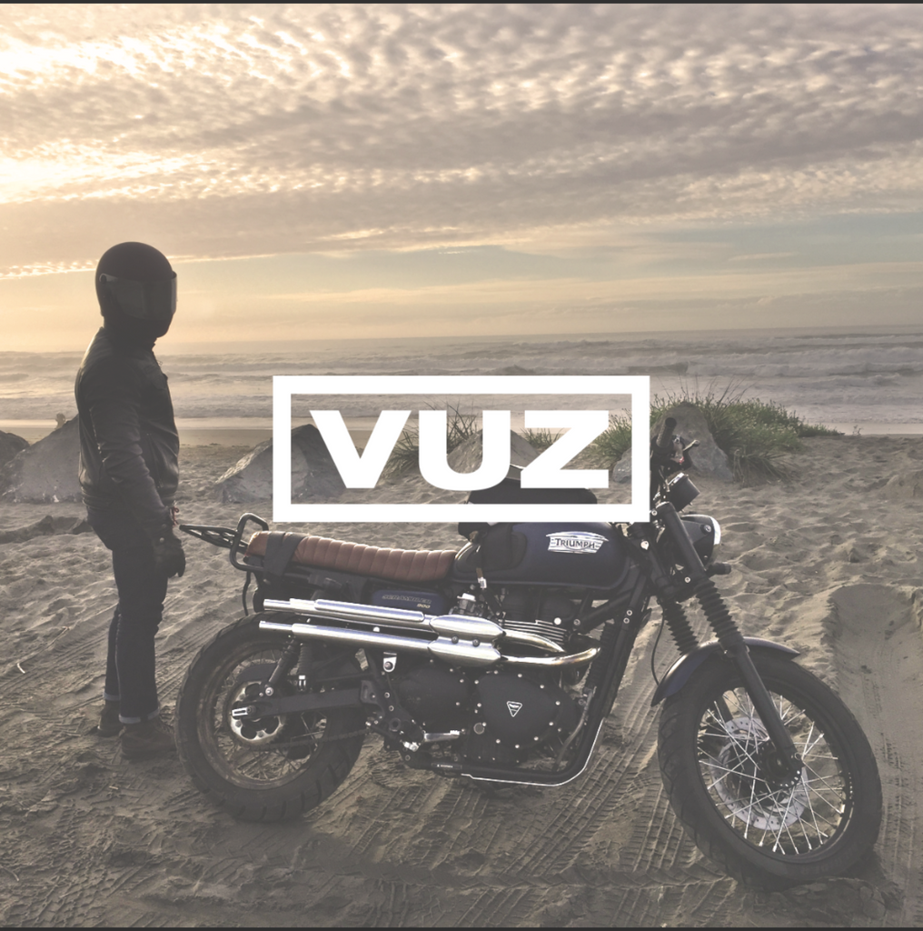 Build Guide: VUZ Moto Triumph Scrambler EFI