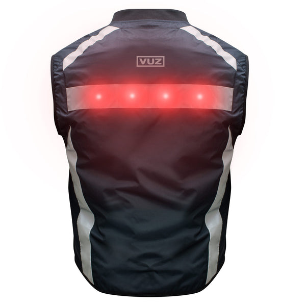 VUZ Moto LED Safety Vest