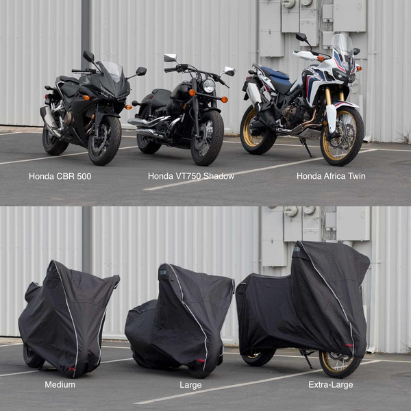 Corsair All-Weather Motorcycle Cover