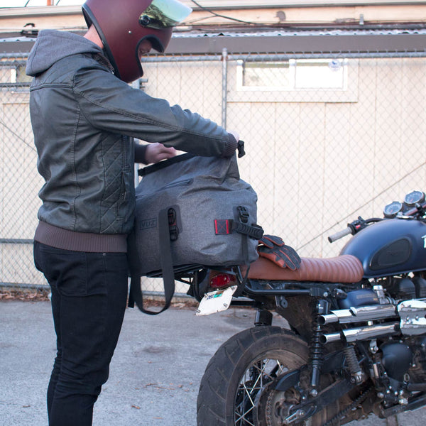 Premium Motorcycle Duffle Bag | 100% Waterproof
