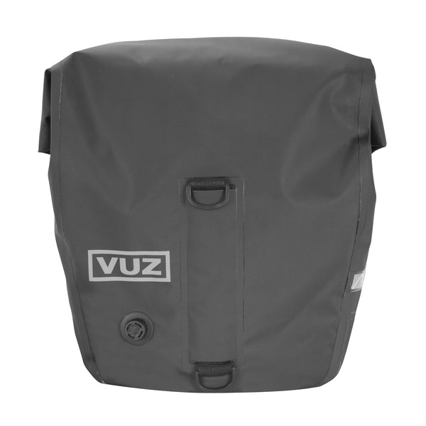 VUZ Moto waterproof motorcycle saddlebag