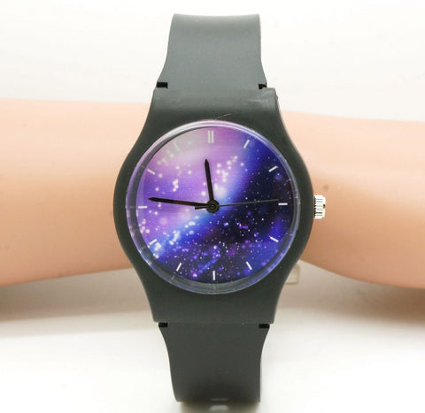 Childrens Starry Sky Space Watch