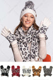 CC Brea Leopard Gloves