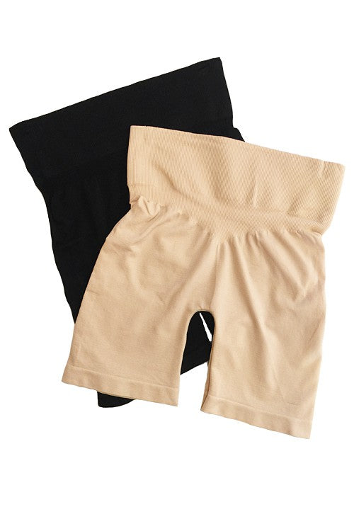 Tummy control shaper shorts