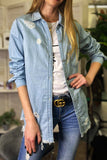 Tish Denim Shirt