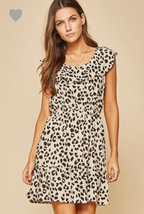 Bristol Leopard Dress