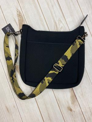 BC Neoprene Crossbody-Black