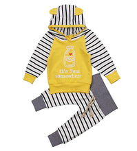 """It's 5am Somewhere"" Hooded Set (Multiple Styles) - My Modern Kid"