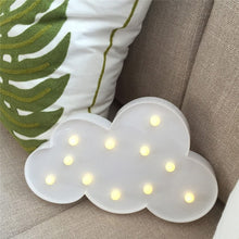 Decorative Party LED Cloud Night light Children's - My Modern Kid