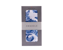 Blue Butterfly Swaddle - My Modern Kid