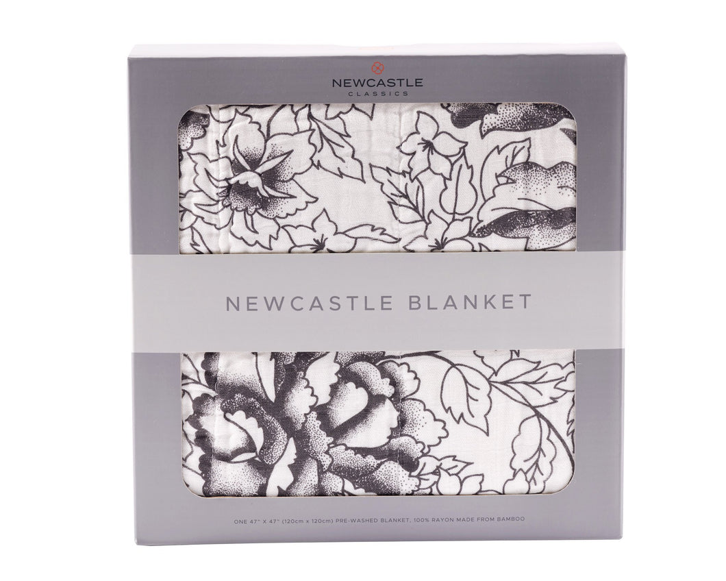 American Rose Newcastle Blanket - - My Modern Kid