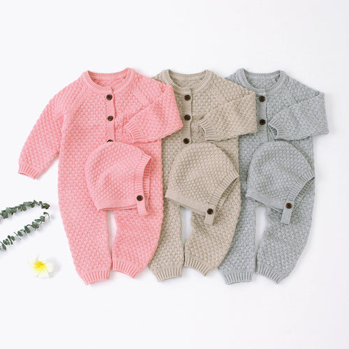 Newborn Cotton Baby Set - My Modern Kid
