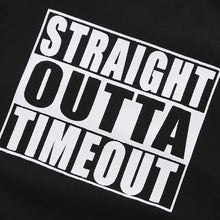 """Straight Outta Timeout"" Unisex Toddler Sweatshirt - My Modern Kid"