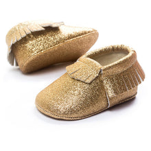 Baby Girls Bling Party Moccasins - My Modern Kid