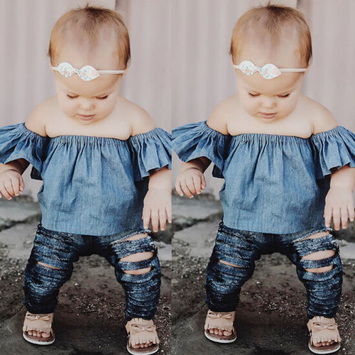 c42518def Trendy Baby Girl Clothing