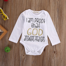 """I AM PROOF"" Unisex Cotton Bodysuit - My Modern Kid"