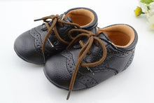 Unisex Leather Baby Special Occasion Shoes - My Modern Kid