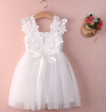 Princess Lace & Tulle Flower Dress - My Modern Kid