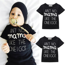 """Aint No Mama"" Boys Tee - My Modern Kid"
