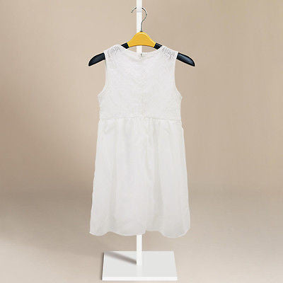 Summer White Lace Party Dress - My Modern Kid